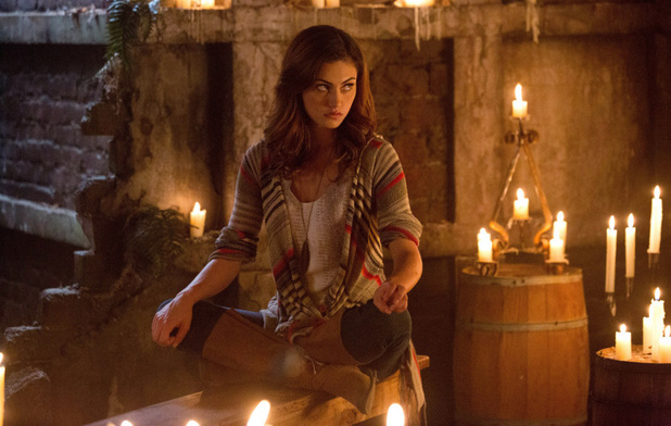 Phoebe Tonkin as Hayley in 'The Originals' S01E01: 'Always And Forever'