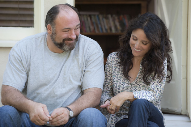 'Enough Said' starring James Gandolfini and Julia Louis-Dreyfus