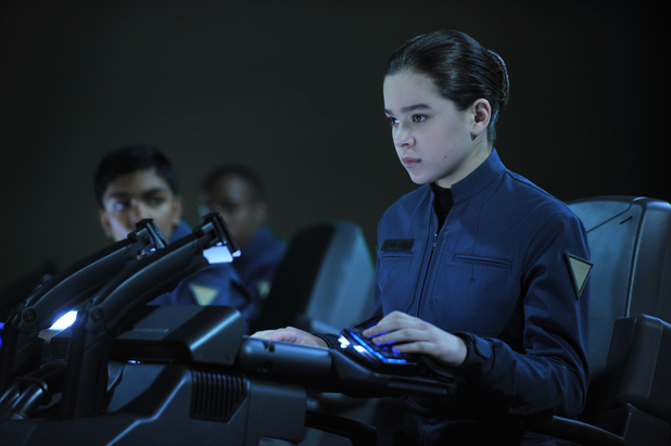 Ender's Game film still