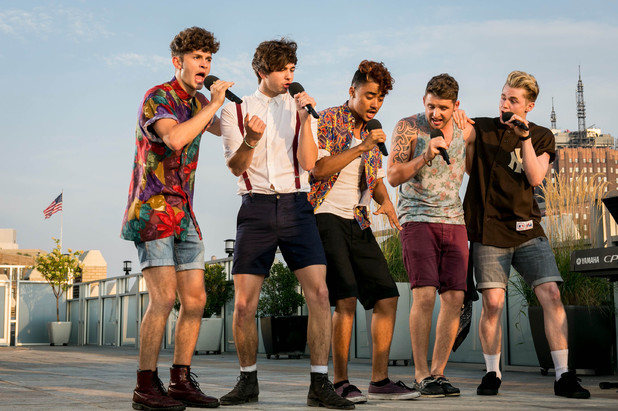 'The X Factor' judges houses: Kingsland Road