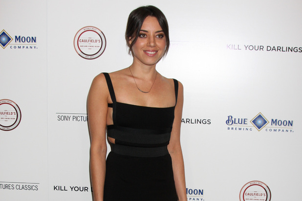 Aubrey Plaza Celebrities attend Los Angeles Premiere of KILL YOUR DARLINGS