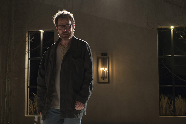 Breaking Bad S05E16 - 'Felina': Walter White (Bryan Cranston)