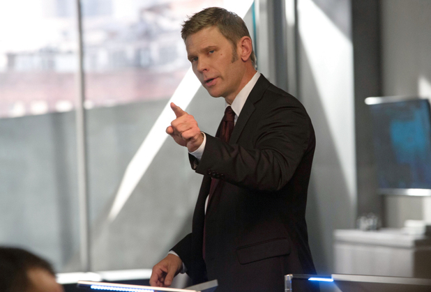 Mark Pellegrino as Dr. Jedikiah Price in 'The Tomorrow People' S01E02