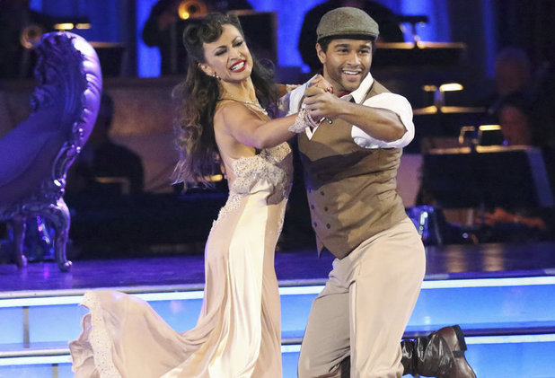 Dancing With The Stars (Fall 2013) episode 3: Karina Smirnoff & Corbin Bleu