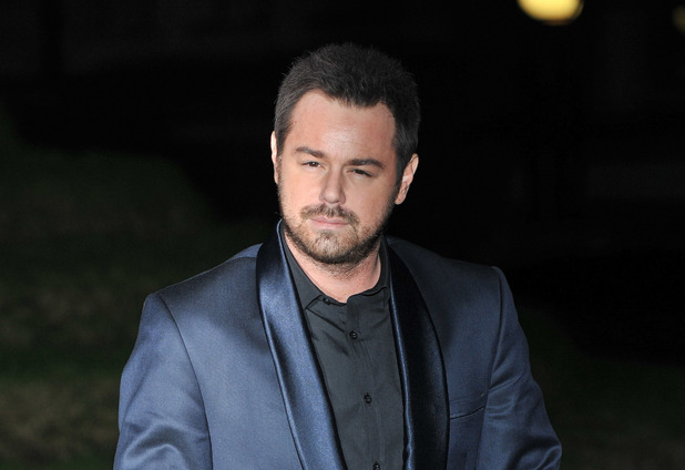 Danny Dyer at the London Evening Standard British Film Awards 2013.