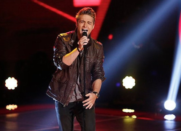 The Voice - blind auditions episode 3: George Horga