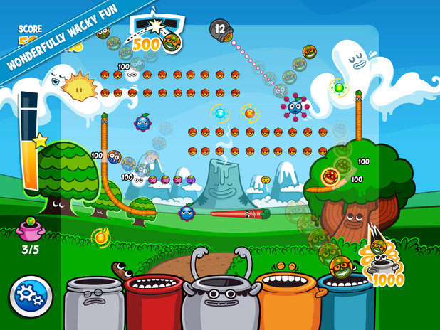 'Papa Pear Saga' screenshot