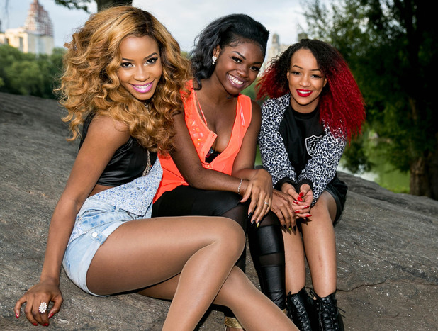 The X Factor - Girls Miss Dynamix