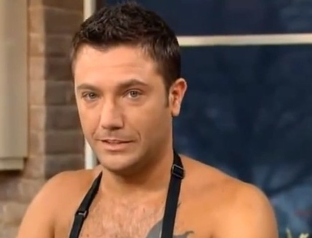 Gino D'Acampo, this Morning