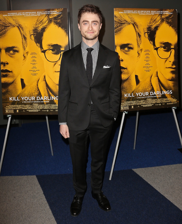 Daniel Radcliffe 04 Oct 2013 Celebrities attend Los Angeles Premiere of KILL YOUR DARLINGS LA