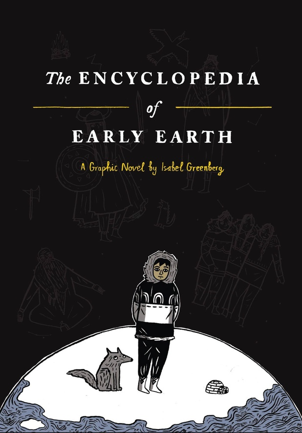 'The Encyclopedia of Early Earth' cover