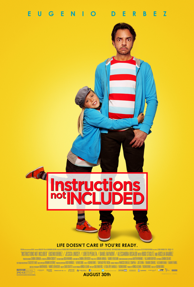 'Instructions Not Included' poster