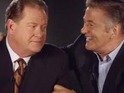 "Ed Schultz says in new promo that Alec Baldwin will ""restore balance"" to MSNBC."