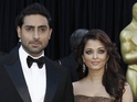 Aishwarya Rai and Abhishek Bachchan are co-chairs for amfAR India.