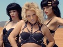 Sharkney! Whipney! Poolney! The finest moments from Britney's new video 'Work Bitch'.