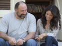 Actually, the banter's great between Julia Louis-Dreyfus and James Gandolfini.