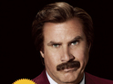 Will Ferrell's character marks a new collaboration between Paramount and Dodge.