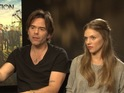 Video: Giancarlo Esposito, Billy Burke and Tracy Spiridakos talk about the new season.