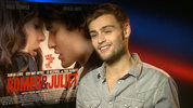 Douglas Booth chats to DS about his new film 'Romeo & Juliet' and his upcoming project with the Wachowskis, 'Jupiter Ascending'.