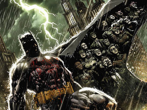Batman: Eternal artwork