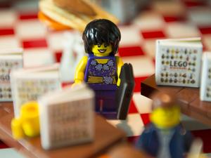 Lego Dawn O'Porter