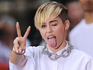 REX/Startraks PhotoThe Today Show, New York, America - 07 Oct 2013Miley Cyrus
