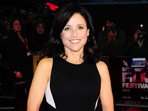 Julia Louis-Dreyfus arriving at the 57th BFI London Film Festival official screening of Enough Said at the Odeon West End
