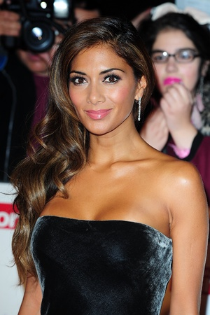 Nicole Scherzinger at the 2013 Pride of Britain awards