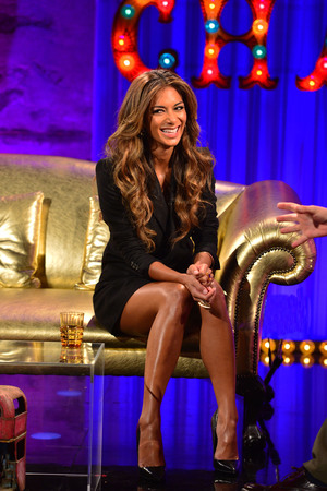 Nicole Scherzinger on episode 7 of 'Alan Carr Chatty Man'