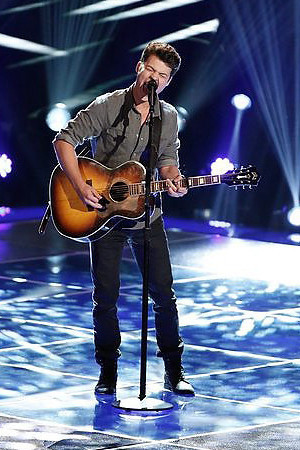 The Voice - blind auditions: Matt Cermanski