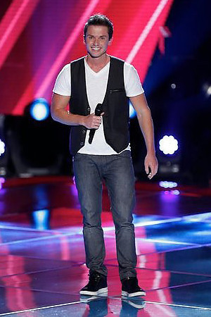 The Voice - blind auditions: Michael Lynch