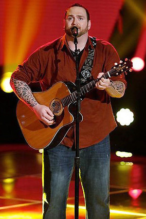 The Voice - blind auditions: Shawn Smith