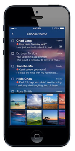 Yahoo Mail for iOS