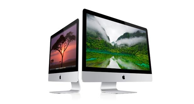 Apple iMac 27-inch computer 2013