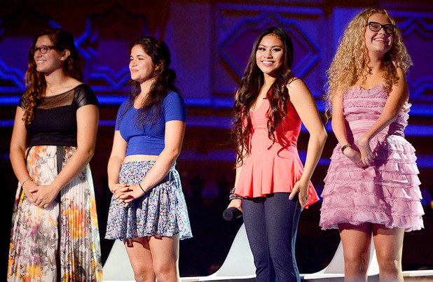 Danie, Khaya, Ellona and Rion have made it to the finals on The X Factor USA