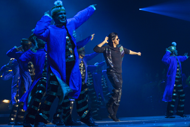 Shah Rukh Khan's 'Temptations Reloaded Show' in Auckland