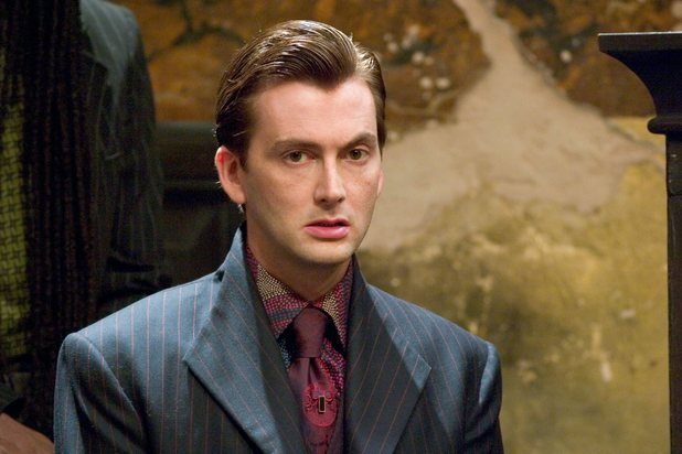 David Tennant in Harry Potter and the Goblet of Fire