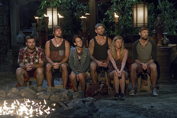 'Survivor: Blood vs. Water' - 'One Armed Dude and Three Moms'