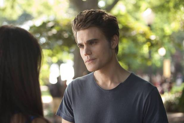 Paul Wesley as Stefan in The Vampire Diaries S05E02: 'True Lies'