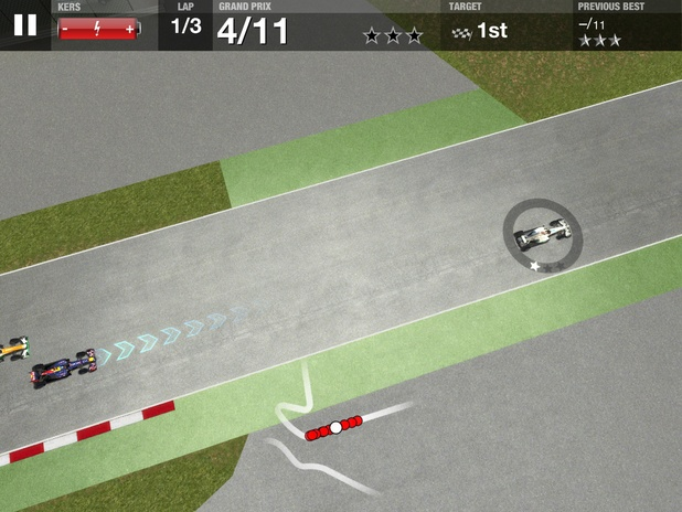 F1 Challenge screenshot