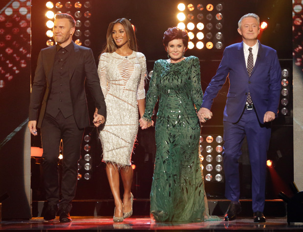 The X Factor 2013 Live show 1