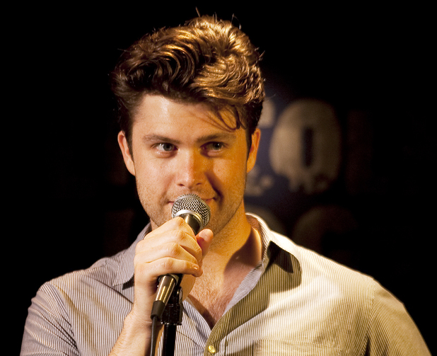 "Colin Jost Colin Jost TBS ""Just For Laughs"" at The Lincoln Lodge Chicago, Illinois"
