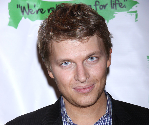 Ronan Farrow at Rosie's Theater Kids 10th Anniversary Gala