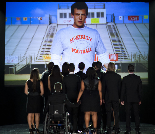 Glee S05E03 'The Quarterback'
