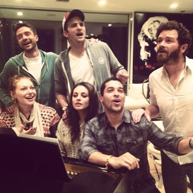 'That '70s Show' cast reunite