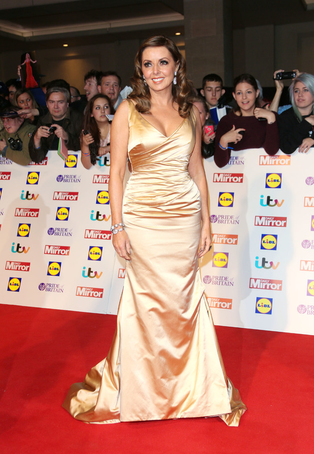 Pride of Britain Awards 2013: Red Carpet