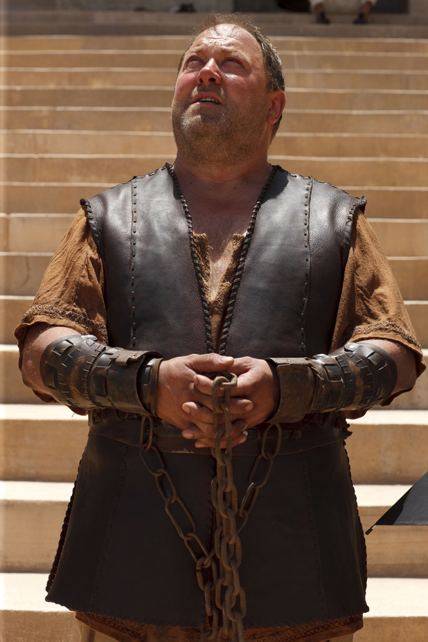 Mark Addy as Hercules