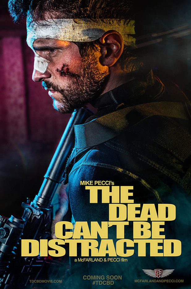 The Punisher: The Dead Can't Be Distracted promo