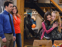 Disney Channel's Girl Meets World stars Rowan Blanchard as Riley Matthews.