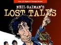 The platform announces its first donation via Neil Gaiman's Lost Tales.